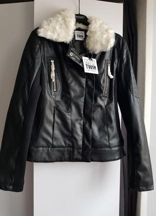 Новая куртка twin set размер m и l