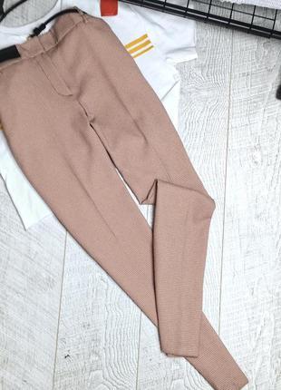 Класичні штани з ремінцем 🌿