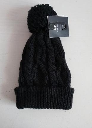 Распродажа!!! вязаная   шапка  на подростка, женщину  la halle