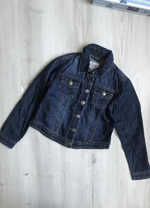 Джинсовый пиджак, куртка на 9-10 лет, next