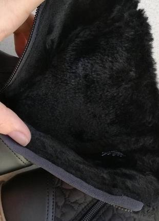 Сапожки сапоги еврозима4 фото