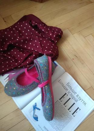 Балетки, туфли, тапки универсальные.3 фото
