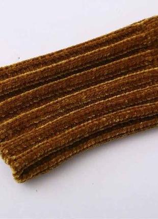 Трендовый свитер из синели от zara10 фото