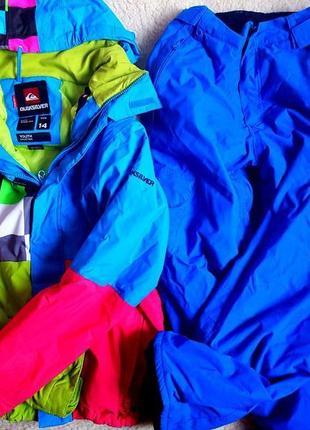 Quiksilver 5000 мембрана лыжный костюм термо штаны куртка