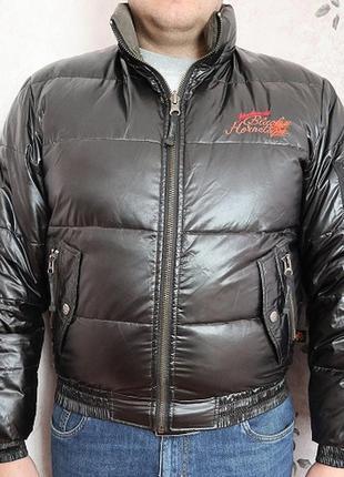 Куртка мужская зимняя двухстороняя