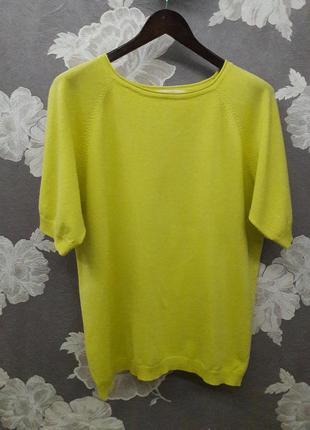 Блуза лайм от zara