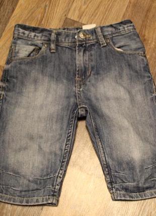 Джинсовая шорты denim на мальчика 4-5 лет в идеальном состоянии