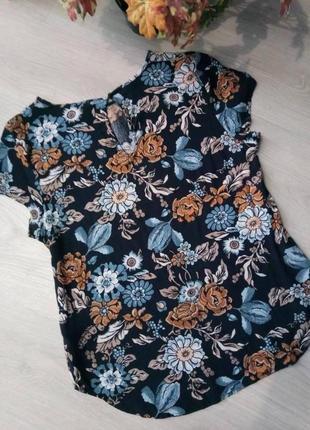 Майка блузка топ h&m3 фото