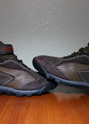 Зимняя обувь puma 302976 01 desierto iv оригинал