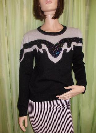 Plus size теплый свитер на весну! ♥ мягкий и очень приятный ♥