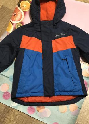 Новая куртка,термокуртка