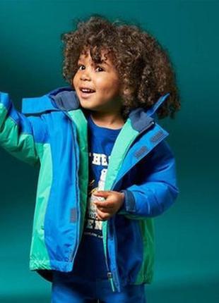 Детская коллекция tchibo, германия - куртка - деми, еврозима - р. 86-92