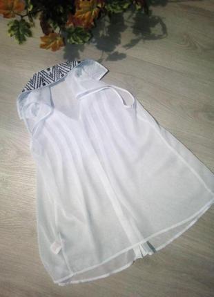 Брендовая блузка майка atmosphere4 фото