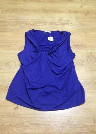 Стильная яркая блуза / xl
