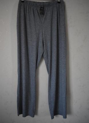 Новые легкие трикотажные домашние брюки