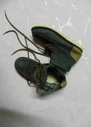 Ботинки 35 размер 22,5см стелька