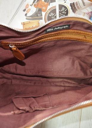 Autograph. кожа. фирменная сумка высокого качества3 фото