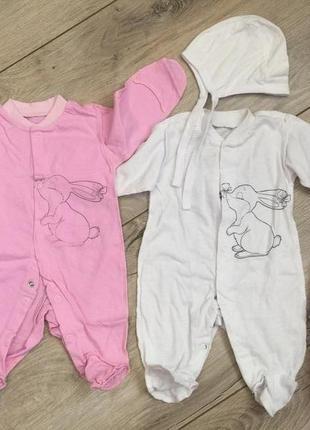 Человечки для новорожденного