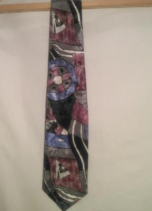 Классный фирменный  галстук