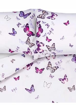 Постельный комплект george home butterfly бабочки {англия}