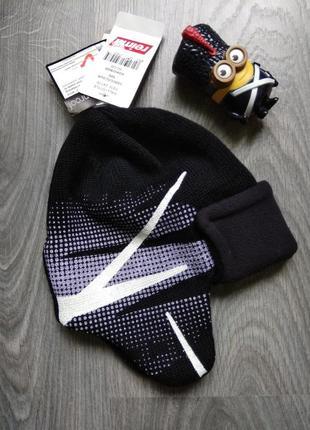 50p reima демисезонная термо шапка шлем
