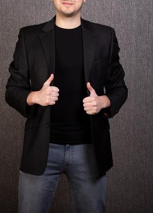 Брендовый пиджак simon carter