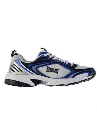 Дышащие беговые кроссовки everlast jog series 38р 24,5 см