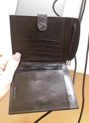 -кошелек на шнурке