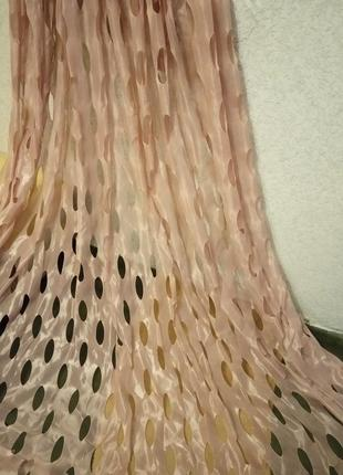 Тюль штора модная стильная1