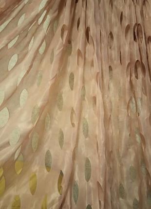 Тюль штора модная стильная3