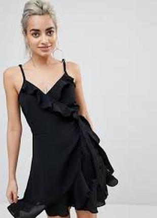 Распродажа супер платье с рюшами1 фото