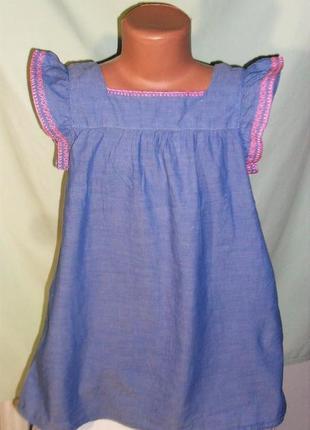 Платье на 6-7лет