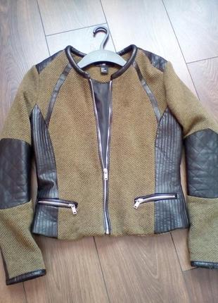 Куртка піджак косуха