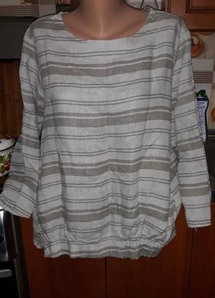 Шикарная лёгенькая блузочка! италия!