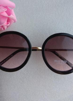 New 2019! новые стильные круглые очки