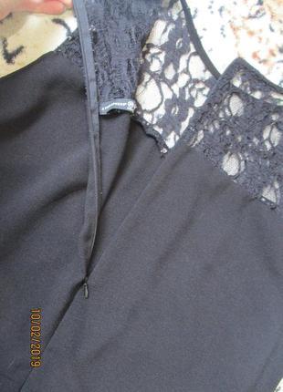 Красивый ромпер шортами/с кружевом/батал uk 20/наш 52-54 размер4