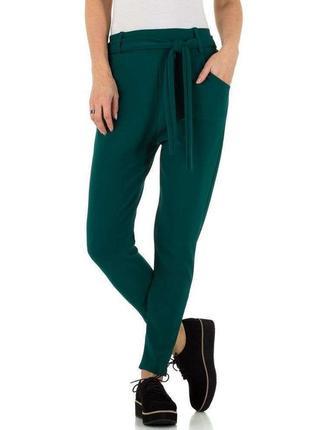 Женские брюки чинос от производителя holala (европа),темно-зеленый