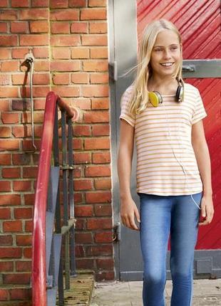 Модная футболка вискоза 146-152, 10-12 лет, pepperts германия