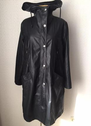 Плащ дождевик c капюшоном  большой размер (нем 46, укр 52-54)  бренд basler
