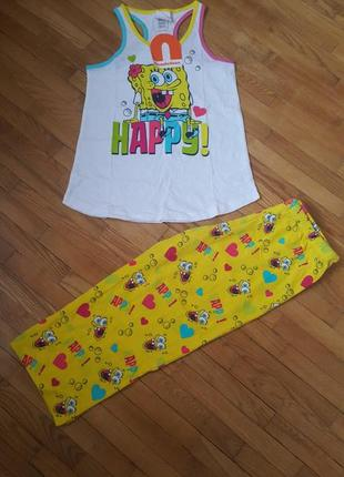 Пижама на 11-12 nickelodeon