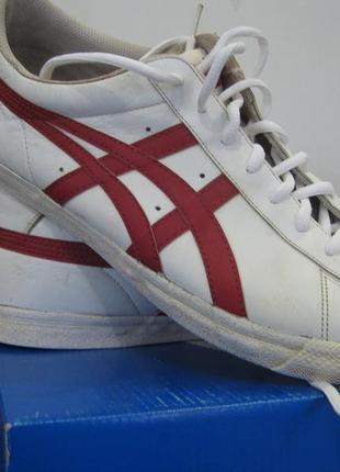 Фирменные кроссовки,кожа,45 размер