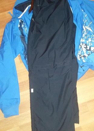 Спортивные штаны от костюма,р-р хл, nike оригинал