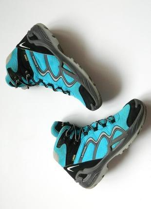 Ботинки туристические lowa innox gtx mid junior