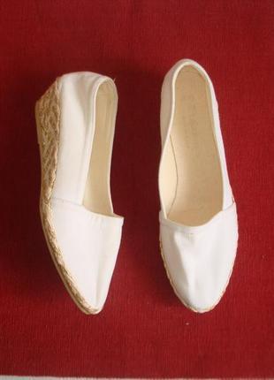 Итальянские легкие туфли бренд florence&fred