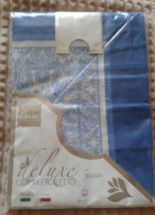 Постельное белье комплект европейский на односпальную кровать  delure completo letto