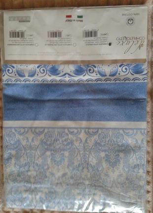 Постельное белье комплект европейский на односпальную кровать  delure completo letto2