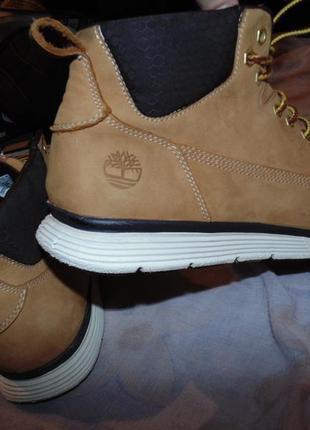 Кроссовки ботинки timberland оригинал кожа нубук Timberland 7b8df3e343e8c