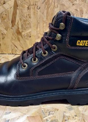 Ботинки cat caterpillar stickshift boots 44 р