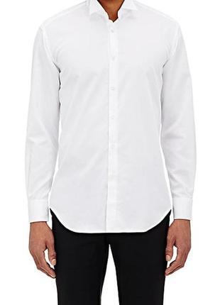 Новая фрачная рубашка сорочка запонки в комплекте cedarwood