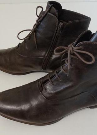 Ботинки демисезон австрийский бренд think!